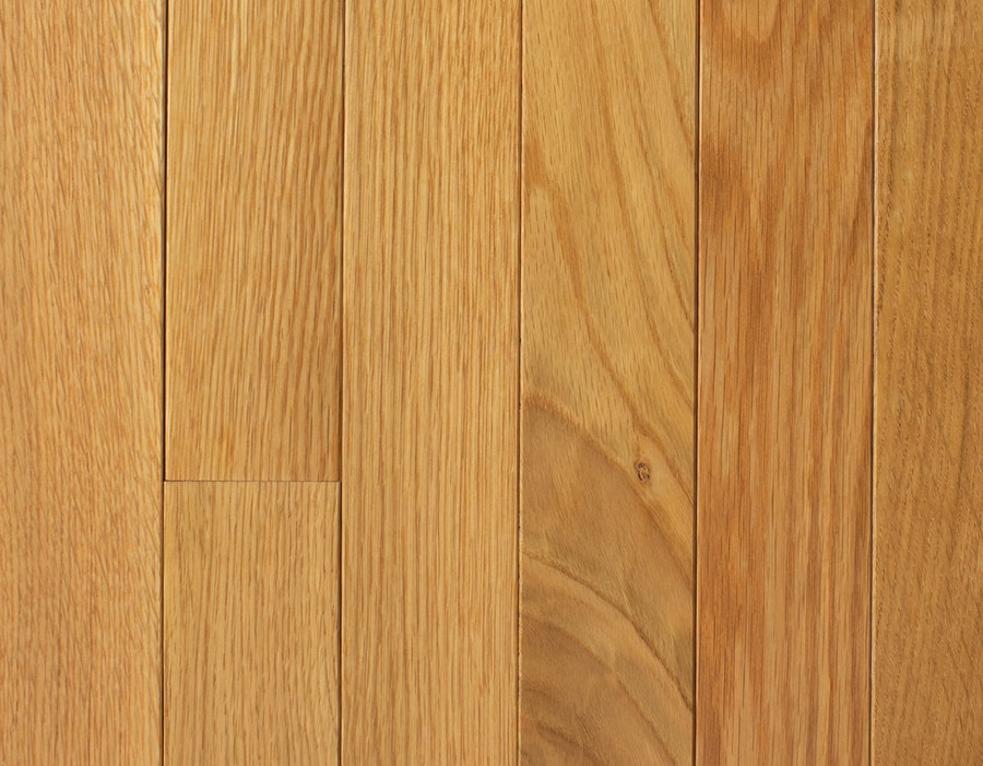Solid White Oak Hardwood