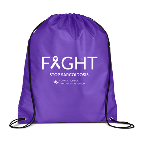 FIGHT Drawstring Bag