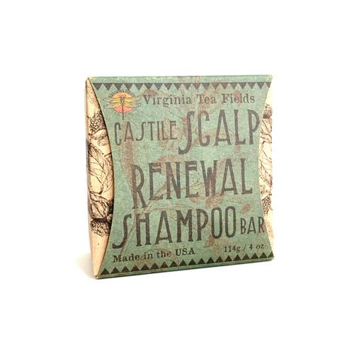 Scalp Renewal Soap