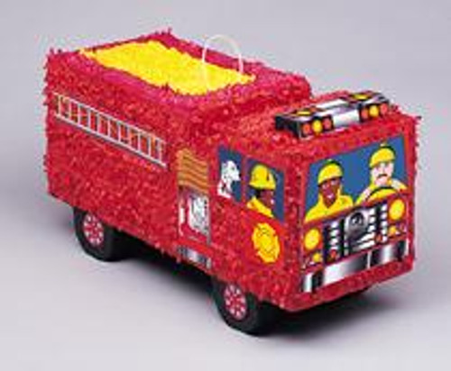 PINATA FIRE ENGINE