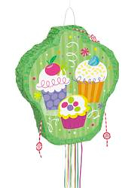 PINATA CUPCAKE POP-OUT