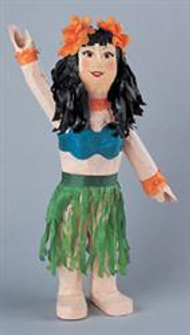 PINATA HULA DANCER