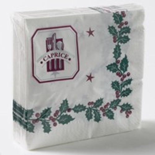 CHRISTMAS NAPKINS 2 PLY 50