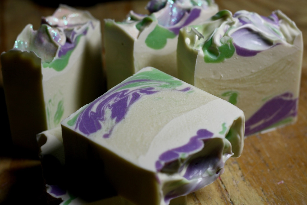 2 soap - Body Butter Gift