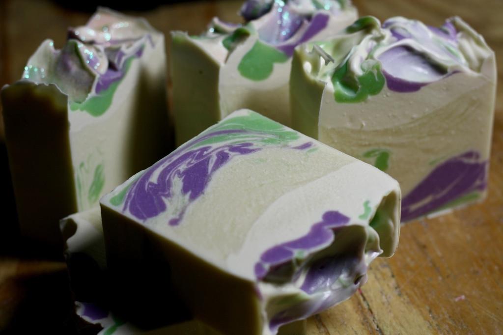 2 soap - Body Butter Gift