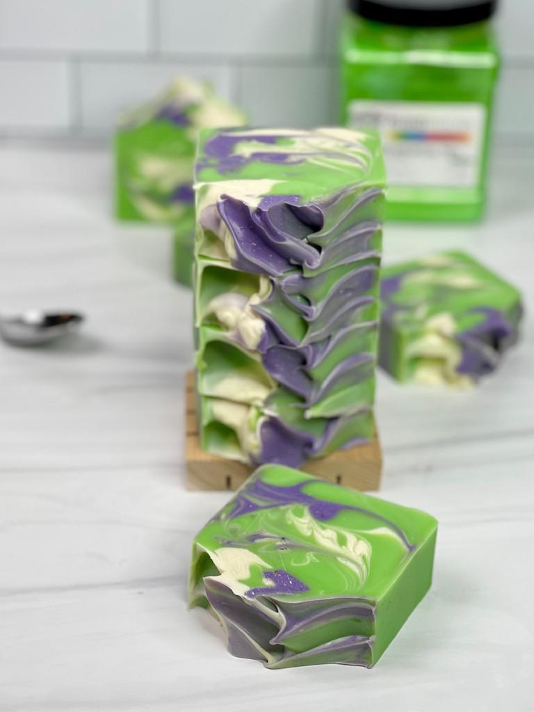 Ayannah (Lavender & Lime)