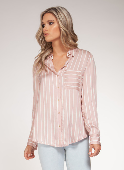 L/Slv Shirt Blouse