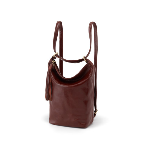 Blaze Convertible Backpack Chocolate