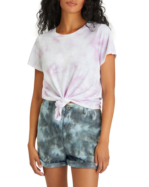 Perfect Knot Tie Dye Tee