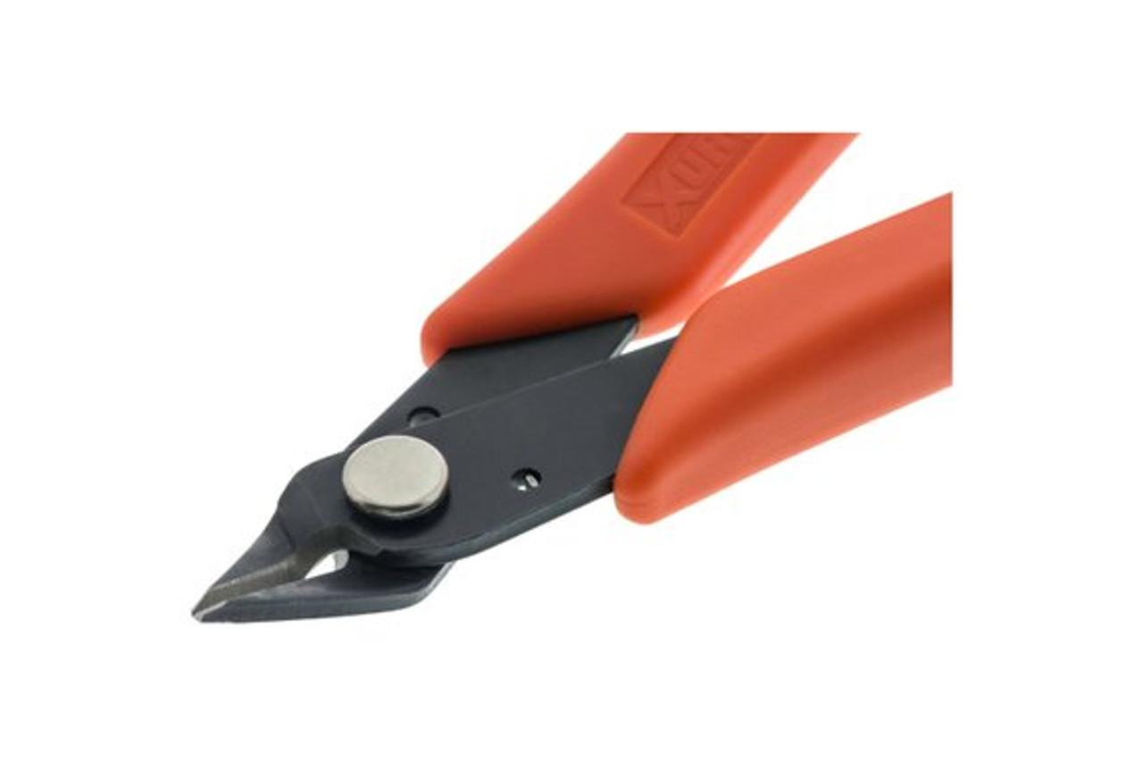 Xuron 410 Micro-Shear Flush Cutter Made in USA