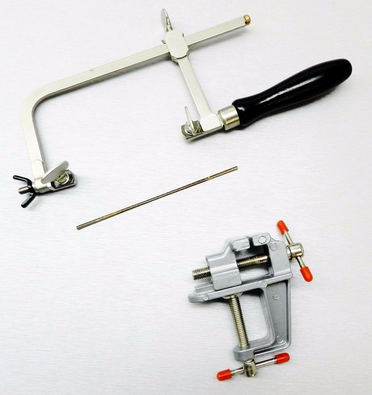 Jewellery piercing saw frame for Jewellers Adjustable frame size 80mm