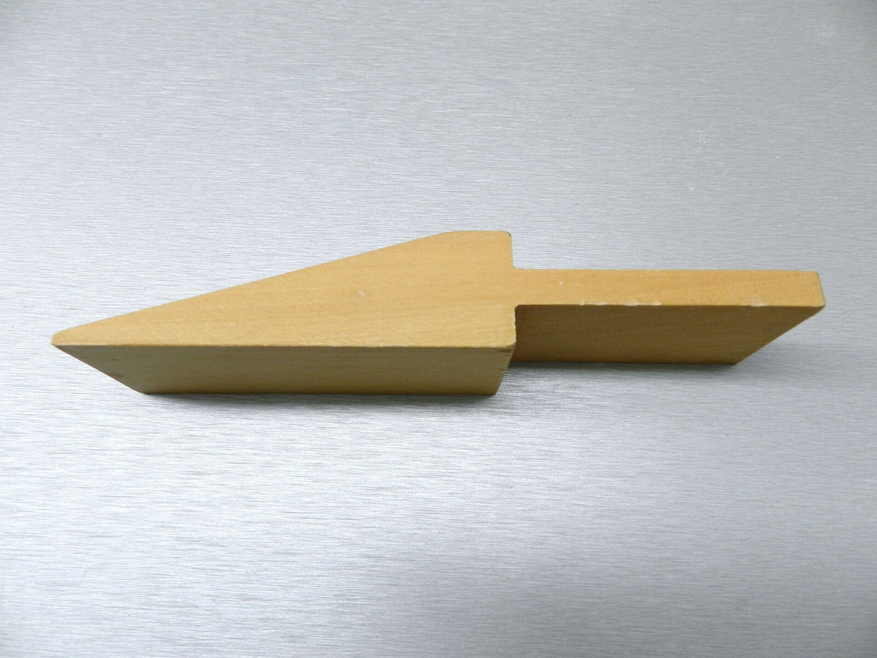 REPLACEMENT WOODEN PIN FOR BENCH PIN COMBINATION ANVIL 7 L x 1-3//4