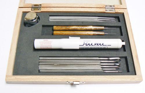 Wax Carving Working Tool Kit Design Wax Models Set Pen Files Spatulas Carvers
