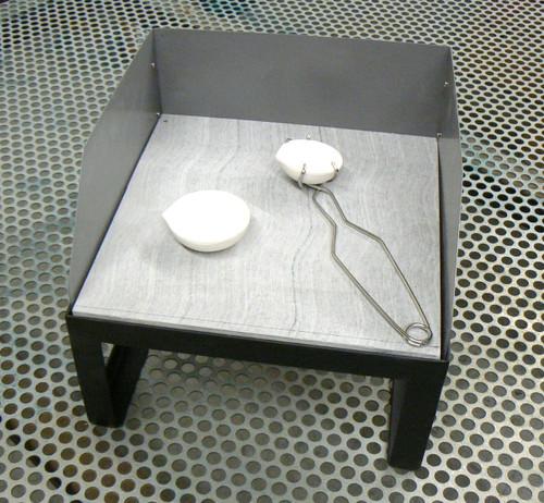 Melting Station Transition Workbench