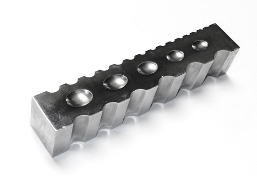 Steel Block Design Forming Dapping Doming Jewelry Bending & Shaping Swage Tool