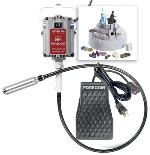 Foredom K.2230 Jewelers Kit, 230 Volt, Int'l