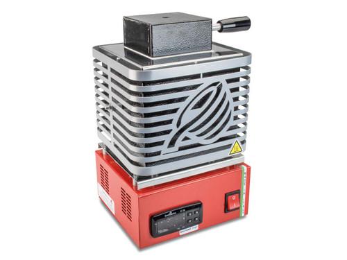 Electric Melting Furnace Digital Melter Melting 1Kg Made in Italy