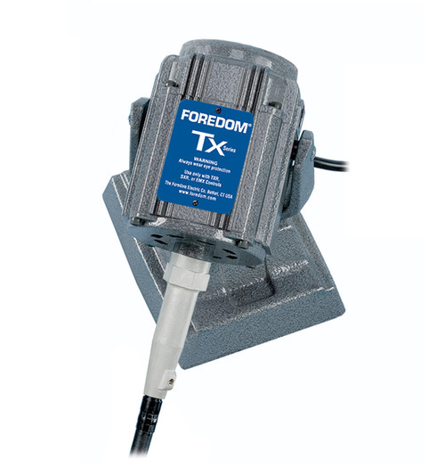 Foredom Bench Motor with Built-in Dial Control, M.TXM