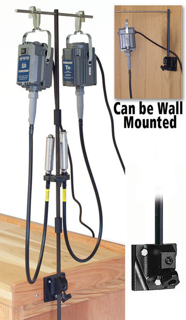 Foredom MAMH-2 Double Motor Hanger with Base Mount