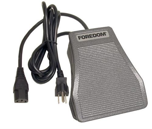 Foredom TX Foot Speed Control C.SXR  for TX TXH LX LXH Flex Shaft Motors 115V