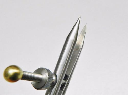 """Divider Tungsten Carbide Tipped 3"""" Round Leg Tool Layout & Design"""