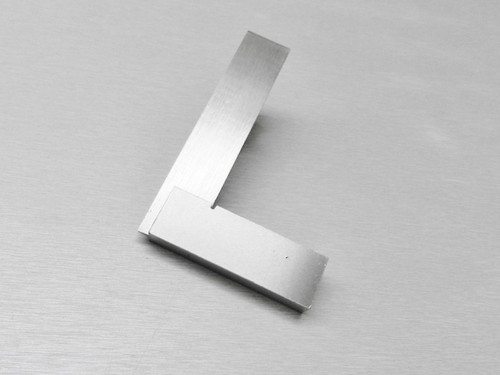 "3"" Square 90º Right Angle Steel Square Measure"