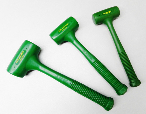 Dead Blow Hammer Set Of 3