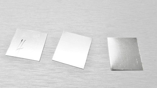 3 Pieces Silver Solder Sheet Assorted Pack 1 Dwt Each Soft Medium & Hard Jewelry