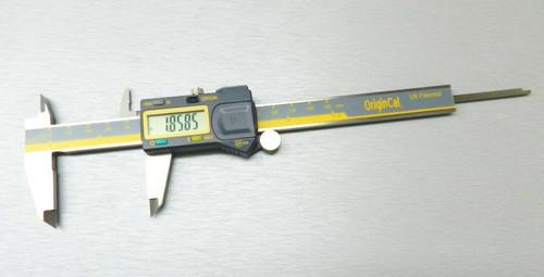 "iGaging Origin Cal ABSOLUTE ORIGIN Electronic Caliper 6""-150mm Digital IP54 S.S."