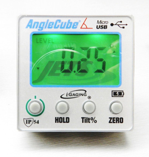 Angle Cube IP54 Digital Level Inclinometer