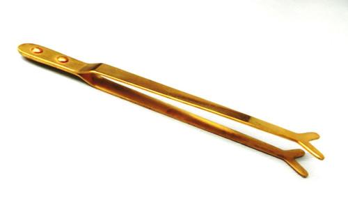 Fishtail Tips Copper Tweezers