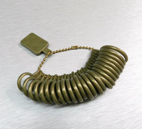 Ring Gauge Finger Sizer Measure Finger Sizes 1-13 Basic Jewelers Tools Measuring