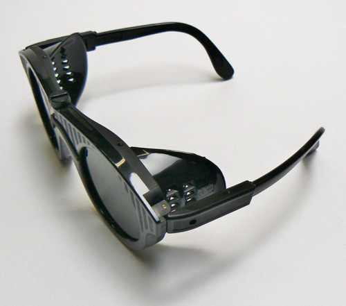 Safety Soldering Glasses, #7