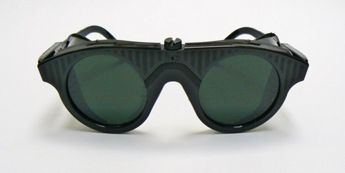 Safety Glasses Shade 7 Eye Protective Goggles #7 Lens Soldering Welding Melting