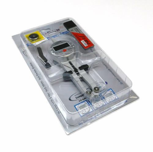 "Digi Compass & Divider Digital Measuring Instrument Speedbow Compass 6"" 3 Way"