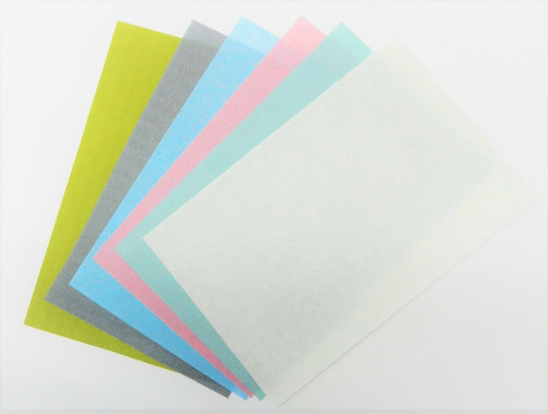 "3M Wet or Dry Polishing Paper Assortment 8-1/4"" x 5-1/2"""