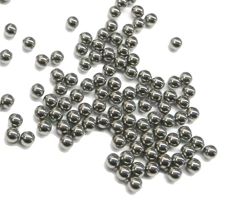 "Tumbling Shot Stainless Steel Round Ball Shot 3/16"" Media for Tumbling 1 Pound"