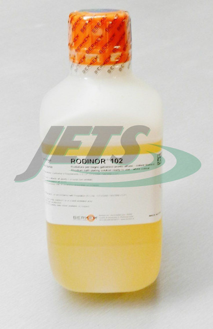 102 Rhodium Plating Solution