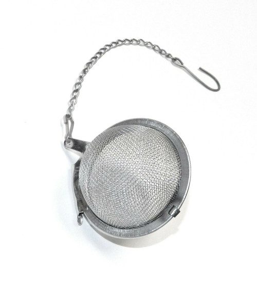 """Basket for Parts Cleaning Ultrasonic Cleaner Parts Holding Ball 2"""" With Chain"""