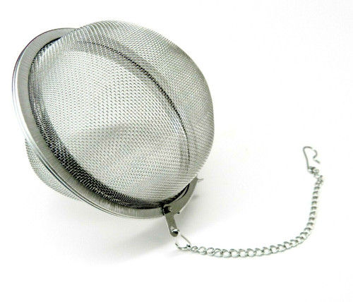 "3"" Basket for Parts Cleaning Ultrasonic Cleaner Parts Large Holding Ball w Chain"