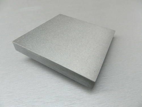 "Steel Block 6 x 6"" Bench Tool Metal Working Forming Flat Anvil"