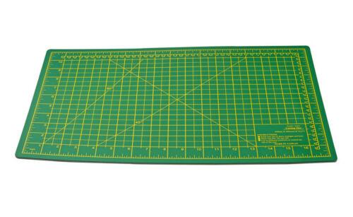 """Cutting Mat Double Sided 12"""" x 18"""" Self-Healing Board Matt Craft Hobby Art Supplies"""