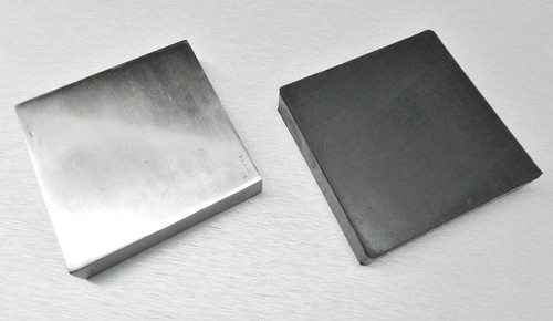 "4"" Steel Block and Rubber Set Jewelry Dapping Forming"