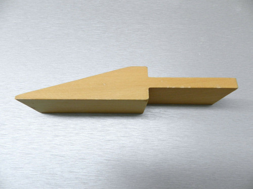 Bench Pin Replacement Part for Bench Anvil, Wooden Bench Pin Replacement
