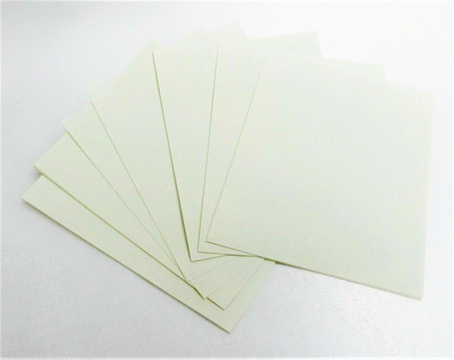 3M™ Wetordry™ Wet or Dry Polishing Paper 281Q Light Green 8000 Grit 1 Micron