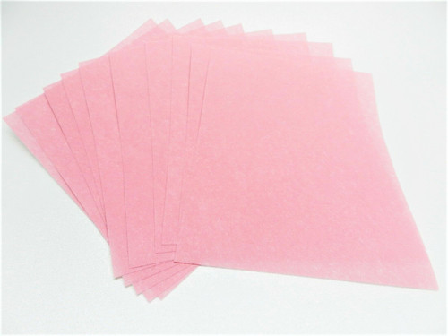 3M™ Wetordry™ Tri-Mite Wet or Dry Polishing Paper 281Q Pink 4000 Grit 3 Micron