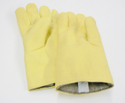 High Temperature Gloves Heat Resistant for Casting and Melting 14""