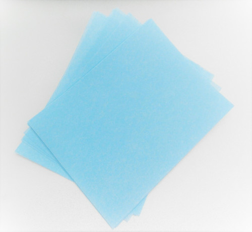3M™ Wetordry™ Tri-Mite Wet or Dry Polishing Paper 281Q Blue 1200 Grit 9 Micron