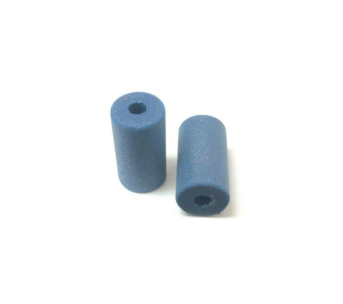 "Inside Ring Polishers 1"" x 1/2"" Coarse Blue 100 Grit Per Pack of 6"