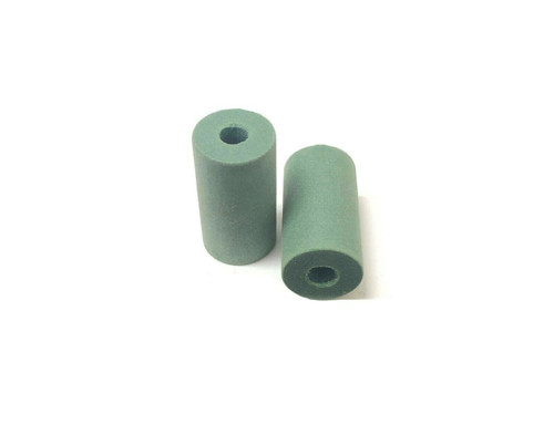 "Inside Ring Polishers 1"" x 1/2"" Extra-Fine Green 220 Grit Per Pack of 6"